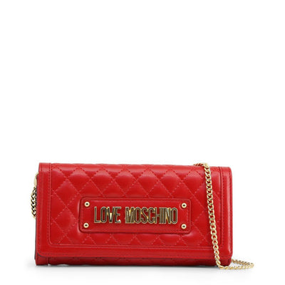 Moschino - Clutch Bag - Red Bags Clutch bags Love Moschino