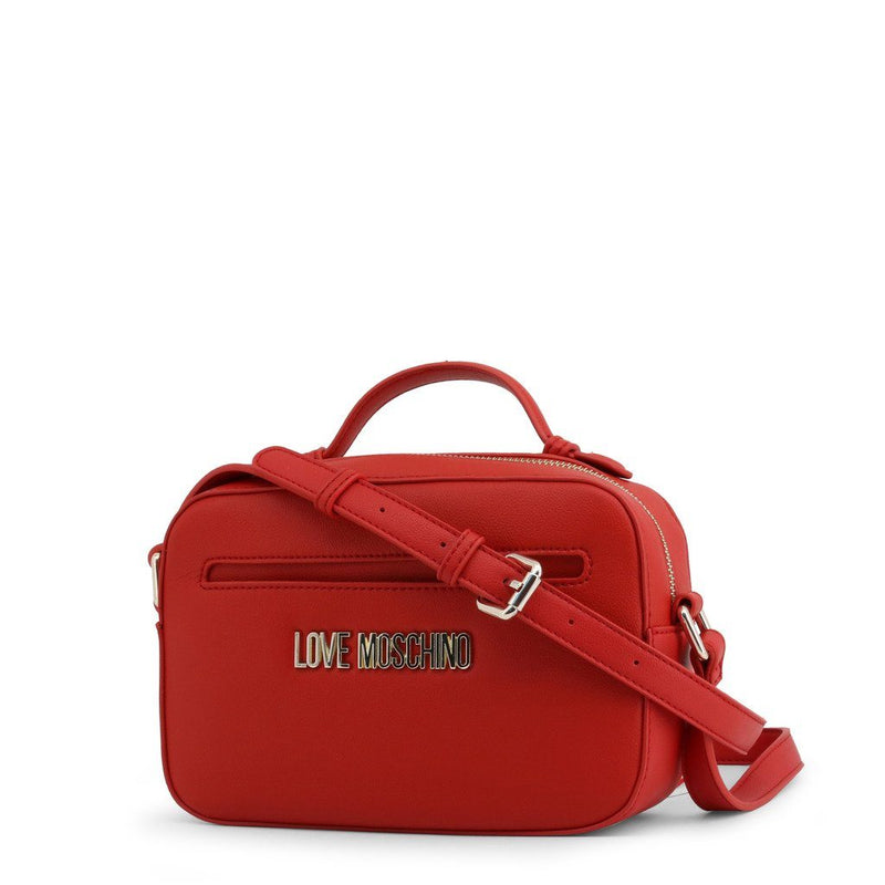 Moschino -Crossbody Bag Bags Crossbody Bags Love Moschino red NOSIZE