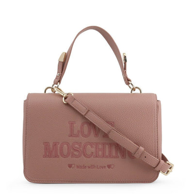 Moschino - Crossbody Bag - Pink - Trendy Labels