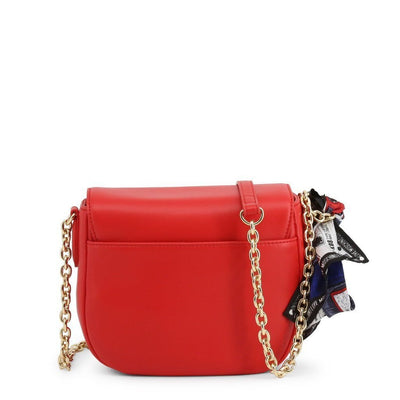 Moschino - Crossbody Bag - Red - Trendy Labels
