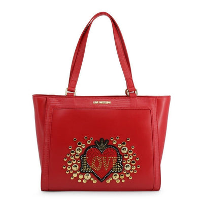 Moschino - Shopping Bag - Red - Trendy Labels