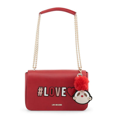 Moschino - SHOULDER BAG -RED Bags Shoulder bags Love Moschino red NOSIZE
