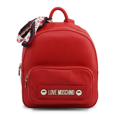 Moschino -Women's Backpack - Red Bags Rucksacks Love Moschino red NOSIZE