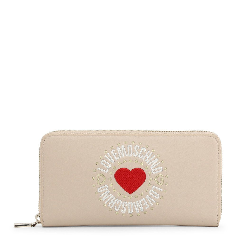Moschino -Women's Wallet Accessories Wallets Love Moschino brown NOSIZE