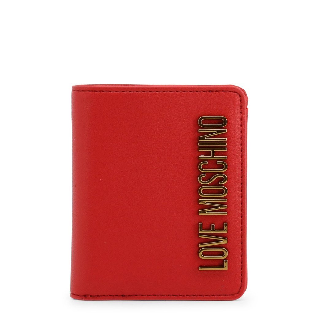Moschino - Women's wallet - Red Accessories Wallets Love Moschino red NOSIZE