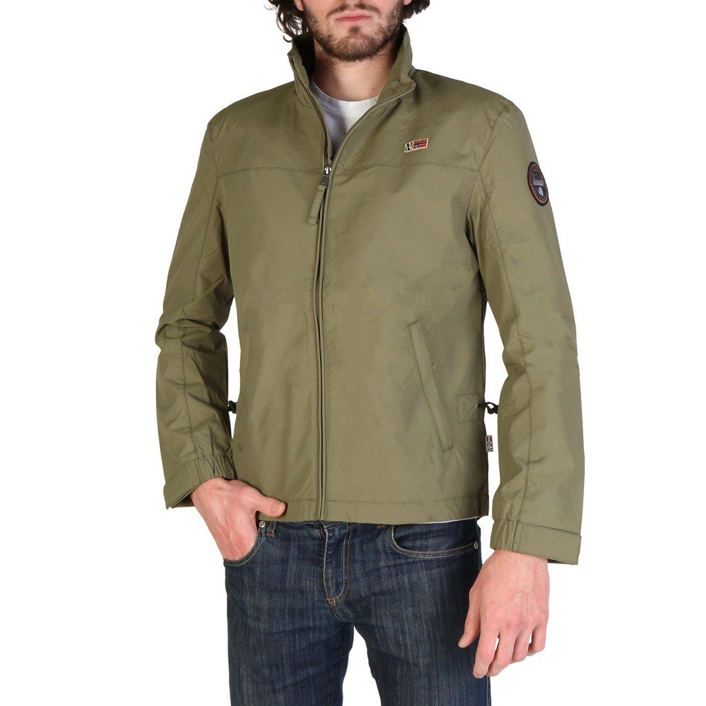 Napapijri - SHELTER Jacket Clothing Jackets Napapijri green M