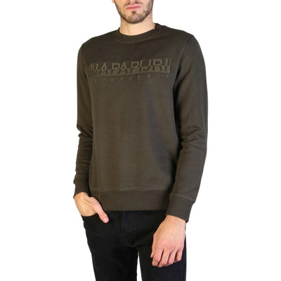 Napapijri - Sweater Clothing Sweatshirts Napapijri green S
