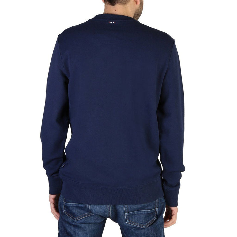 Napapijri - Sweater - Navy Clothing Sweatshirts Napapijri blue S