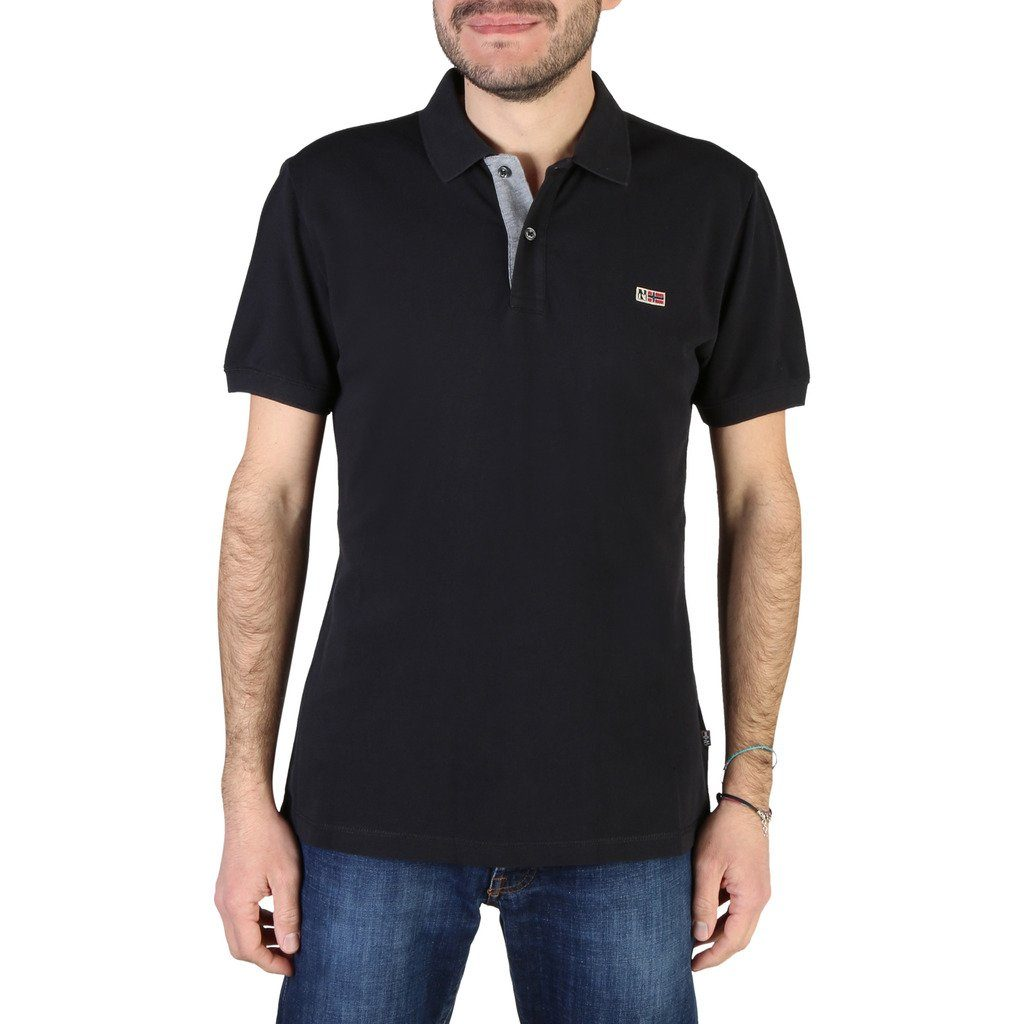 Napapijri - T-Shirt Clothing Polo Napapijri black S