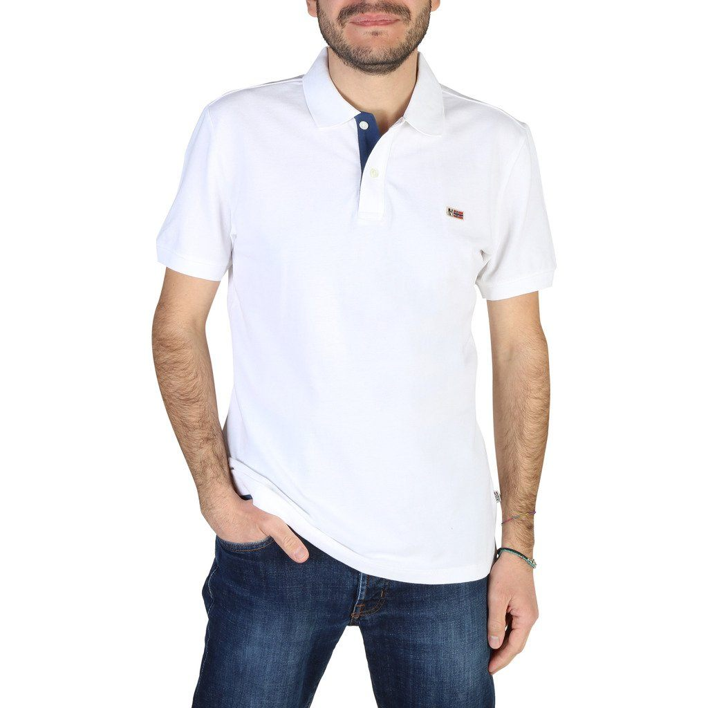Napapijri - T-Shirt Clothing Polo Napapijri white S