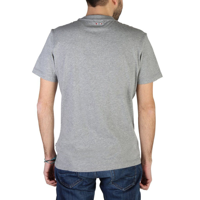 Napapijri - T-Shirt Clothing T-shirts Napapijri grey XL