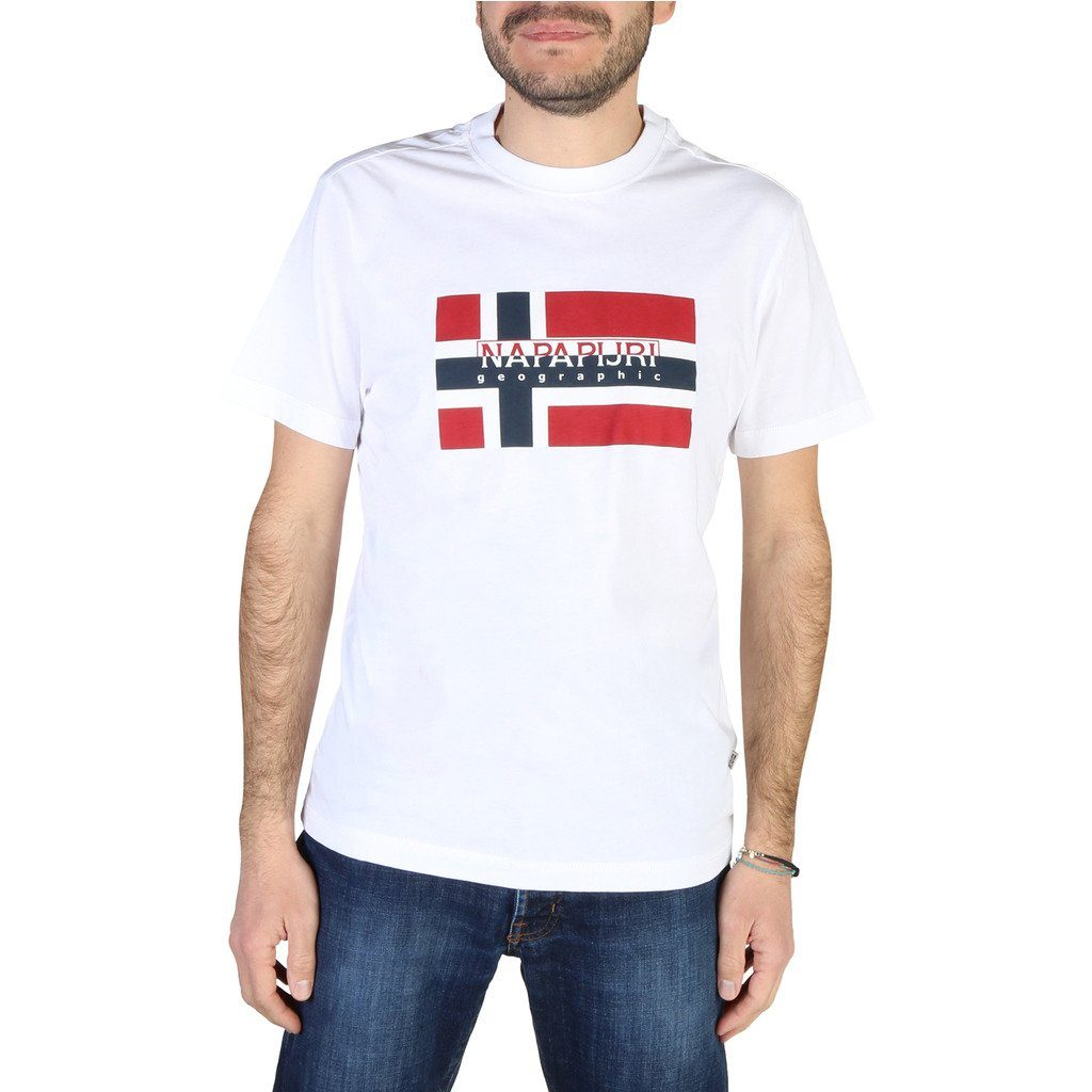 Napapijri - T-Shirt Clothing T-shirts Napapijri white S