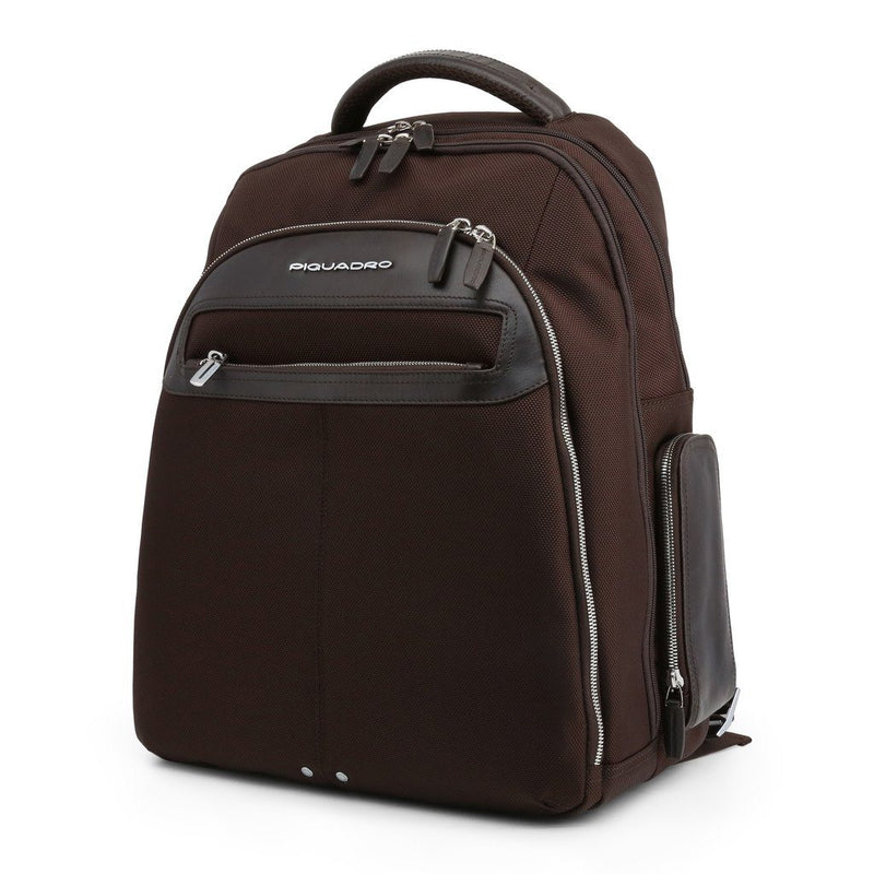 Piquadro - BACKPACK Bags Rucksacks Piquadro brown NOSIZE