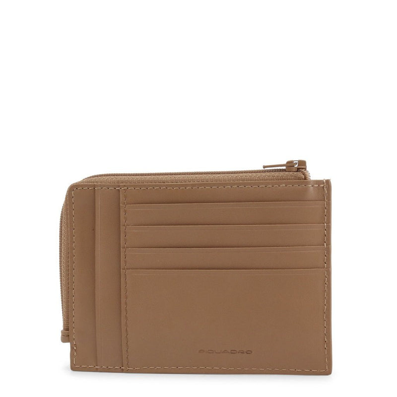 Piquadro - CREDIT CARD HOLDER Accessories Wallets Piquadro brown NOSIZE