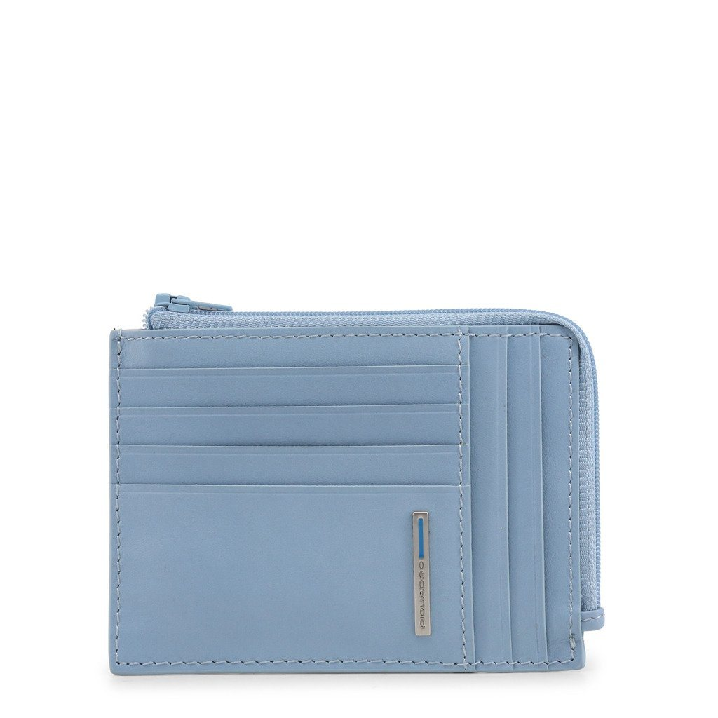 Piquadro - CREDIT CARD HOLDER Accessories Wallets Piquadro blue NOSIZE