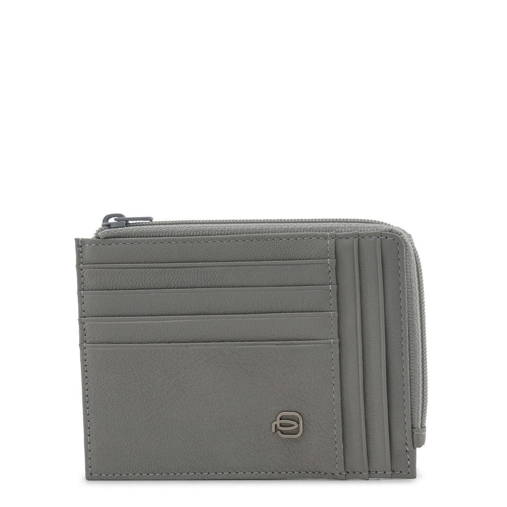 Piquadro - CREDIT CARD HOLDER Accessories Wallets Piquadro grey NOSIZE