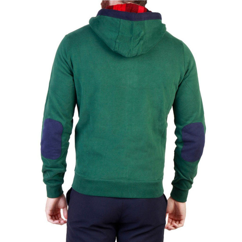 U.S. Polo Hoodie - Green Clothing Sweatshirts U.S. Polo Assn. green S