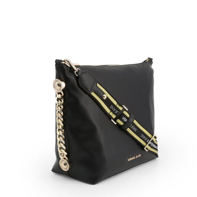 Versace Jeans - Crossbody Bag - Black Bags Crossbody Bags Versace Jeans