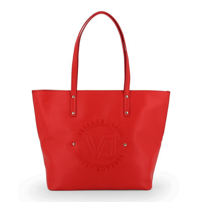 Versace Jeans - SHOPPING BAG Bags Shopping bags Versace Jeans red NOSIZE