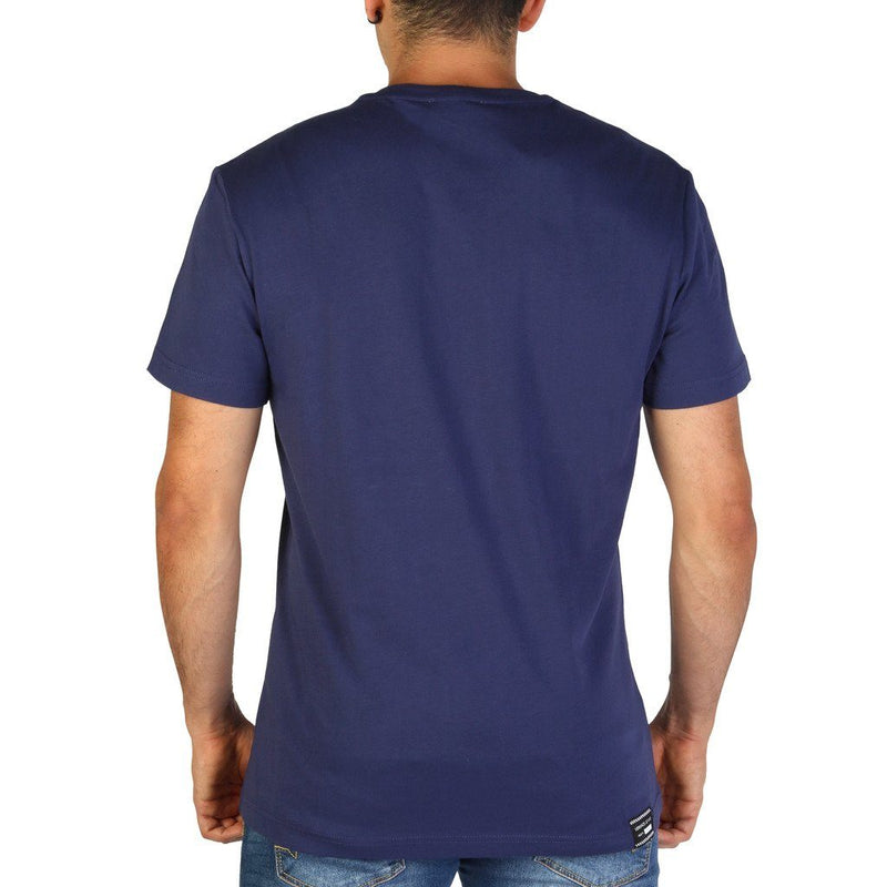 Versace Jeans - T-Shirt Clothing T-shirts Versace Jeans blue S