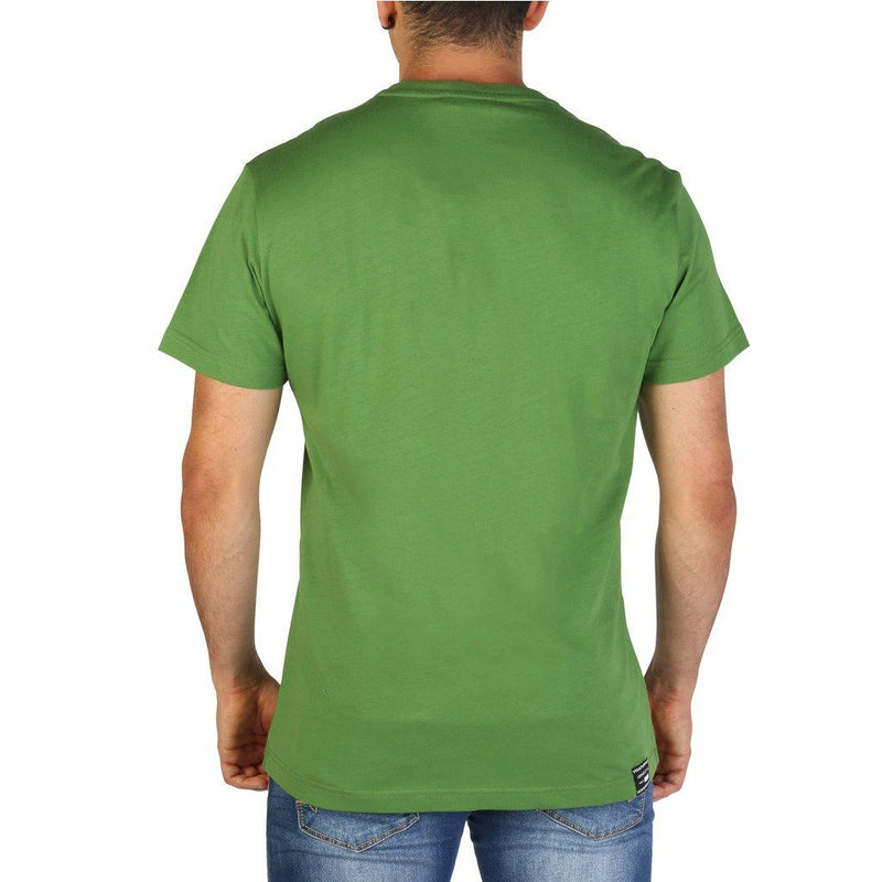 Versace Jeans - T-Shirt Clothing T-shirts Versace Jeans green S