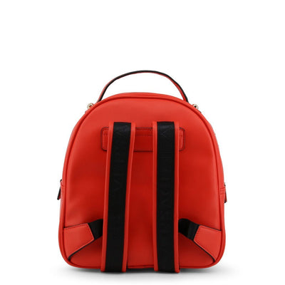 Versace Jeans - Women's Backpack - Red Bags Rucksacks Versace Jeans