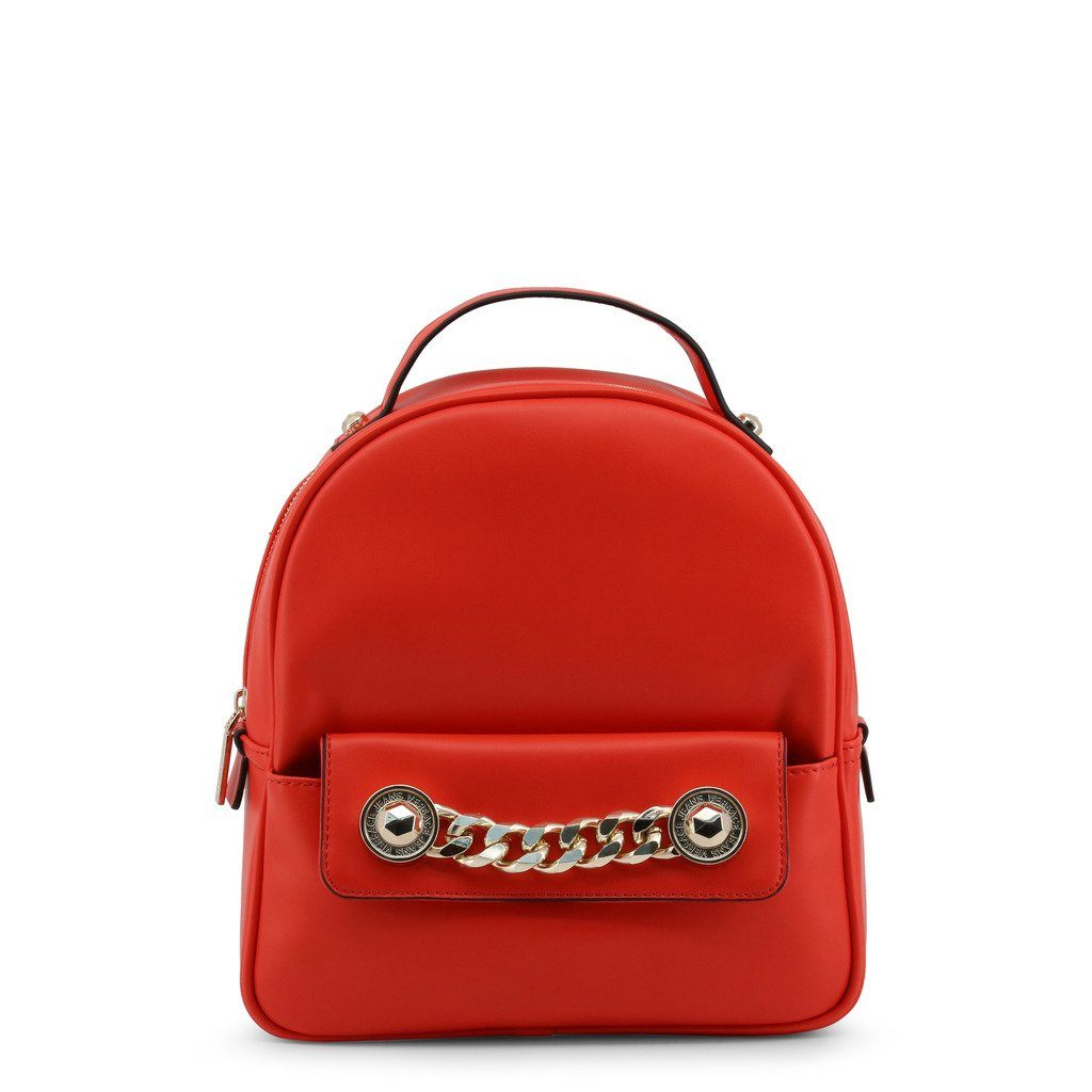 Versace Jeans - Women's Backpack - Red Bags Rucksacks Versace Jeans red NOSIZE