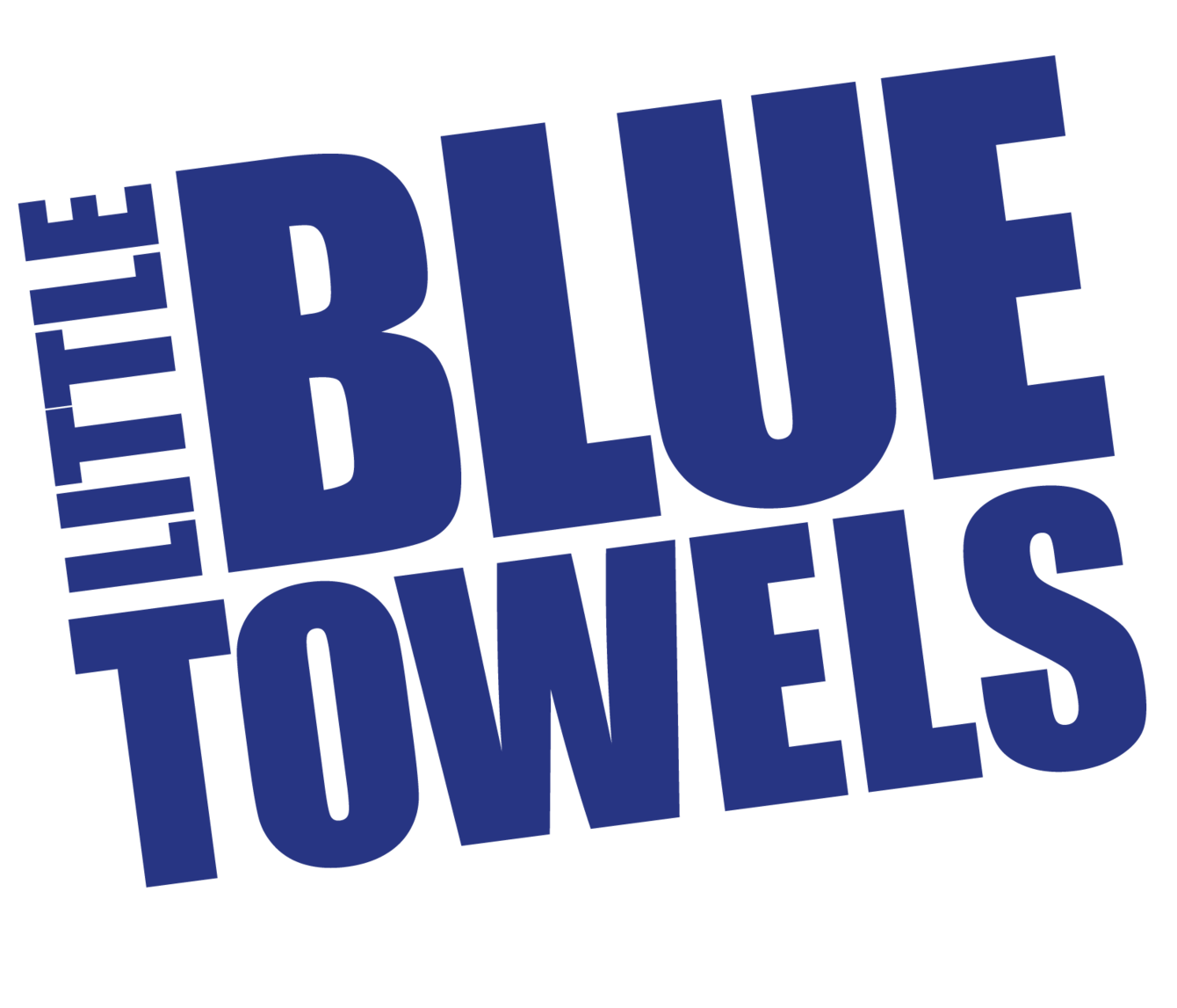 Little Blue Towels