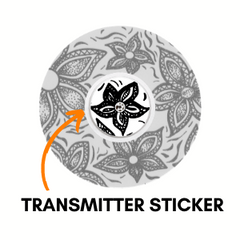 Libre Transmitter Stickers