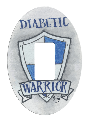 ExpressionMed Blog Diabetic Warrior Dexcom tape adhesive patch
