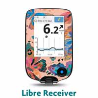 Freestyle Libre Receiver Stickers