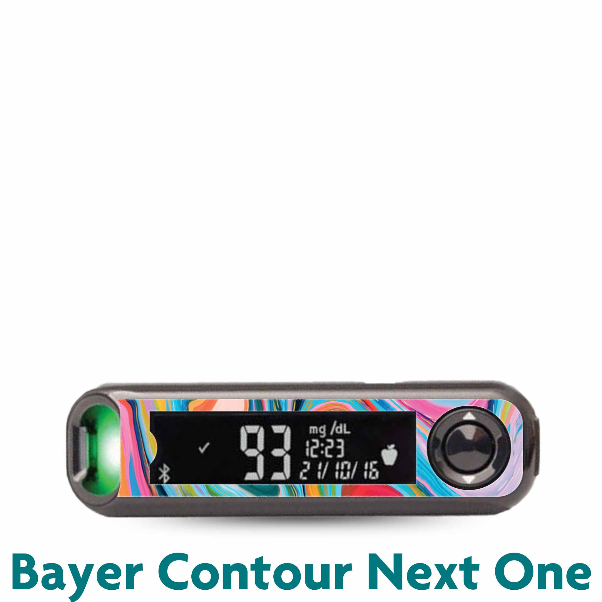 Bayer Contour Next One Meter Stickers