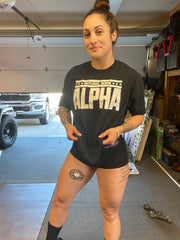 Malena working out while wearing our secured Libre tape around her CGM