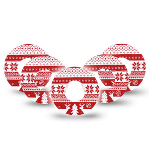 Ugly Sweater Libre Cover 5-Pack