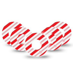 Candy Stripes Libre Tape 5-Pack