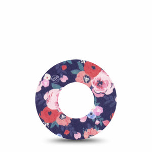 Painted Flower Libre Tape