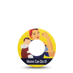 Moms Can Do It Libre Patch