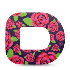 Pretty Pink Roses Pod Tape