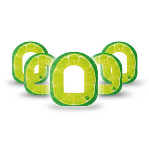 Lime Pod Overpatch 5-Pack