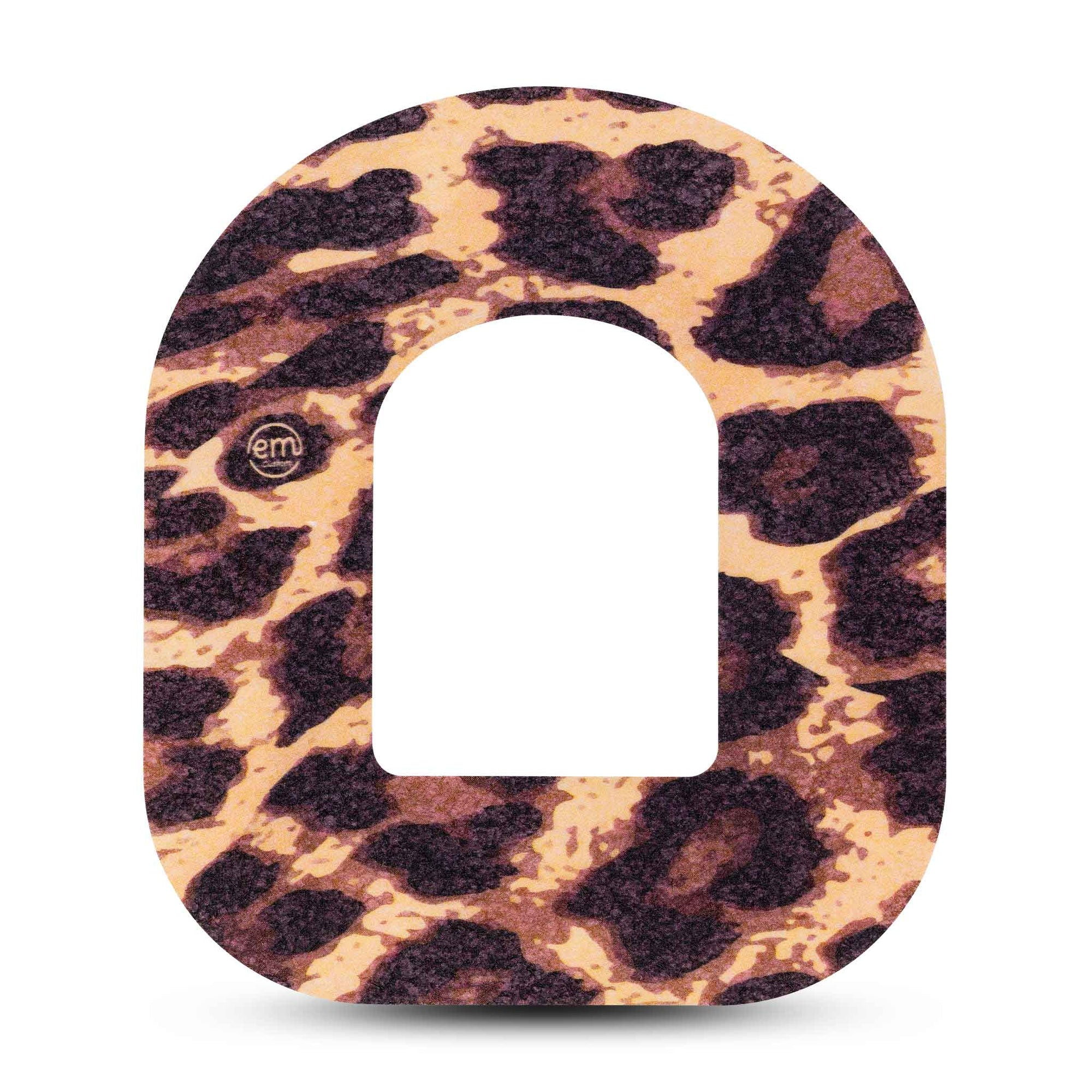 Leopard Print Pod CMG Single Tape ExpressionMed