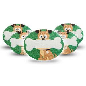 Dog Oval Overpatch 5-Pack