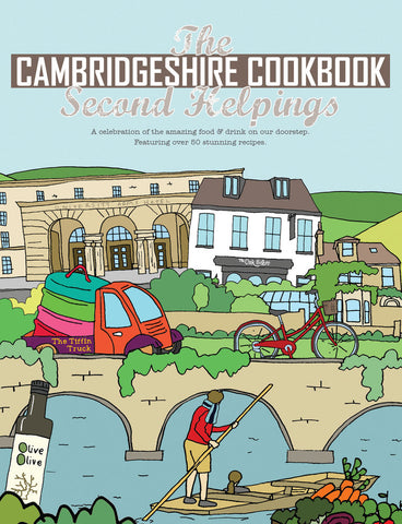 Cambridgeshire Cookbook Second Helpings