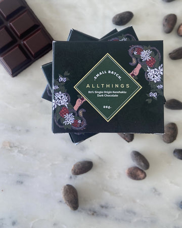 All Things Small Batch - Kerehaklu - All Things Chocolates