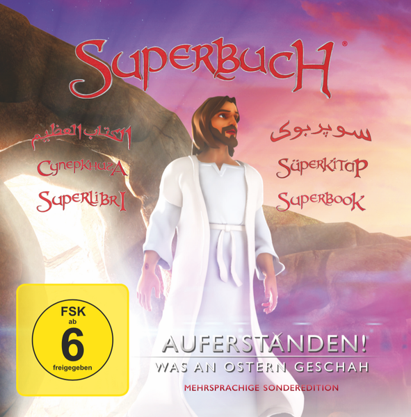 Superbuch - Auferstanden - Mehrsprachige Sonderedition