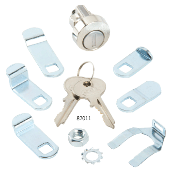 Weather Resistant Mailbox Lock CCL MBL82011 - Locksmith.Supply