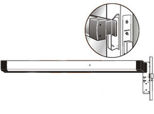 Adams Rite, Narrow Stile Mortise Exit Device - Locksmith.Supply