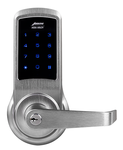 Arrow Revolution Electronic Touch Screen Lever Lock - Locksmith.Supply