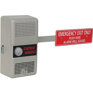 DETEX Alarmed Emergency Exit Device ECL-230D