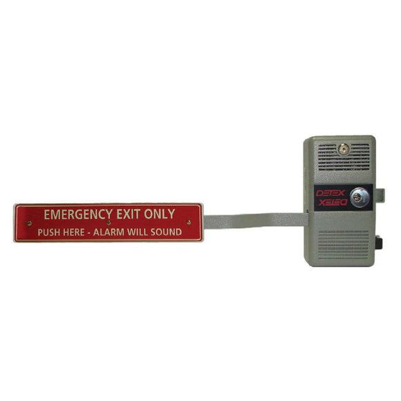DETEX Alarmed Emergency Exit Device ECL-600