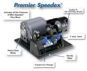 HPC Premier Speedex Manual Duplicator, 9160MC - Locksmith.Supply